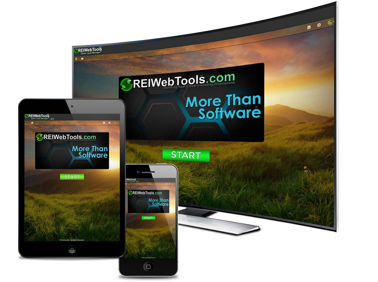 REIWebTools Real Estate Investing Software and Real Estate Investing Coaching and Mentoring.